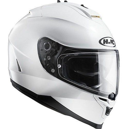 KASK HJC IS-17 PEARL WHITE