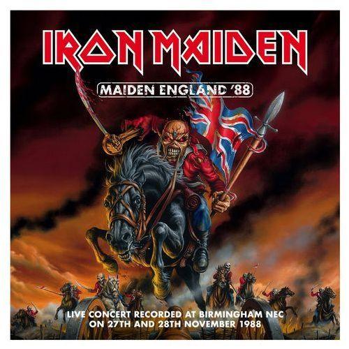Warner music Maiden england