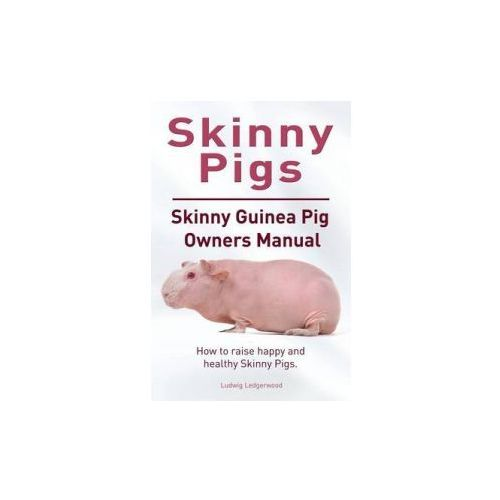 Skinny Pig. Skinny Guinea Pigs Owners Manual. How to Raise Happy and Healthy Skinny Pigs. (9781910941607)