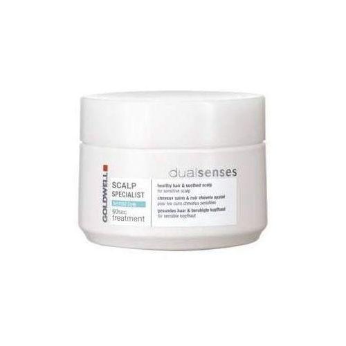 Goldwell Dualsenses balsam regenerujący 60sec Sensitive Treatment 200ml ze sklepu dr włos