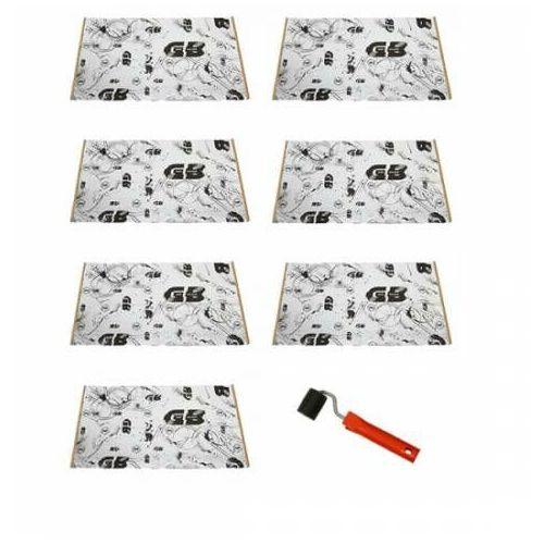 StP GB 3mm maty wygłuszające butylowe alubutyl (5903772531701)