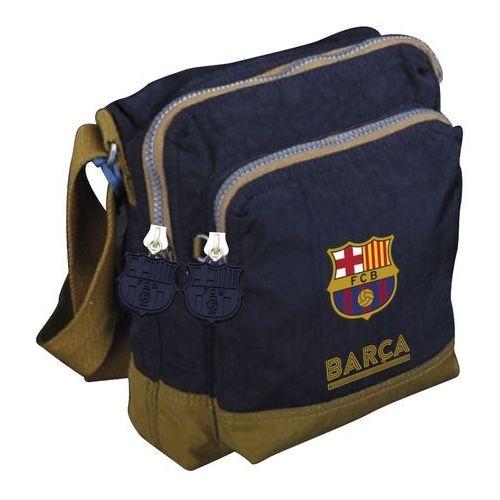 4d316d0b0e421 Cyp brands Torba na ramię fc barcelona 68,90 zł Torebka na ramię FC  Barcelona. Torebka ma dwie osobne kieszenie zapinane na zamek.
