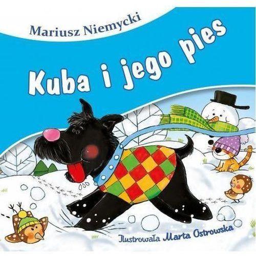 KUBA I JEGO PIES BAJKI DLA MALUCHA - Mariusz Niemycki (10 str.)