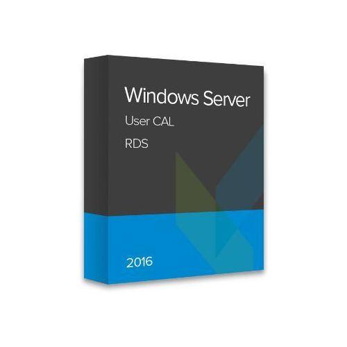Windows Server 2016 RDS User CAL elektroniczna