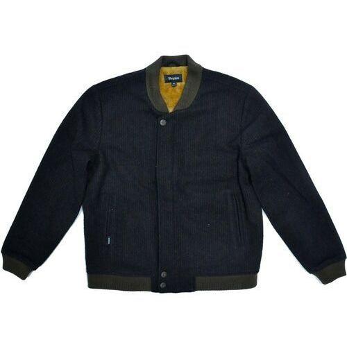 Kurtka - dillinger jacket brown/black (0406), Brixton
