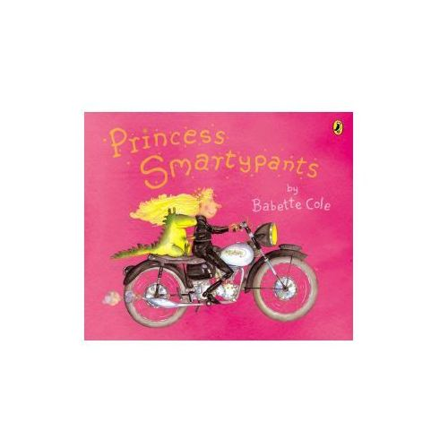 Princess Smartypants, oprawa miękka