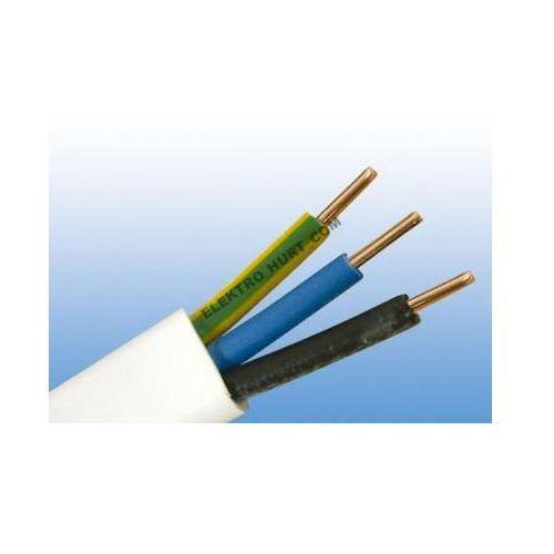 przewód instalacyjny płaski 300/500v ydyp 3x2,5 (100m) od producenta Elektrokabel