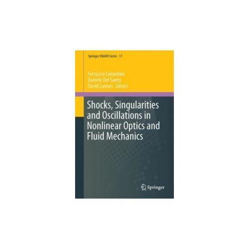 Shocks, Singularities and Oscillations in Nonlinear Optics and Fluid Mechanics (9783319520414)