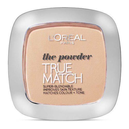 true match powder puder prasowany r2-c2 rose vanilla 9g marki L'oreal