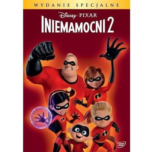 Brad bird Iniemamocni 2 (dvd) edycja specjalna z odblaskowym brelokiem (płyta dvd) (7321942506805)