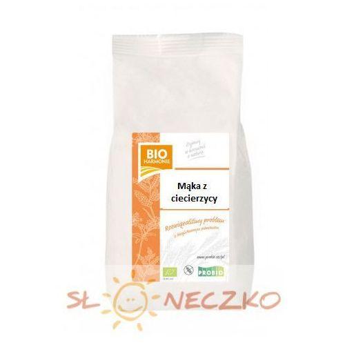 Bio harmonie Mąka z ciecierzycy bio 450g (8595582416261)