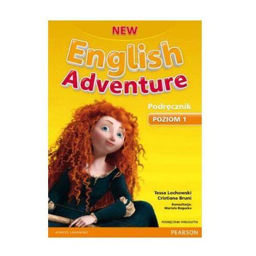 New English Adventure 1. Podręcznik Wieloletni (2015)