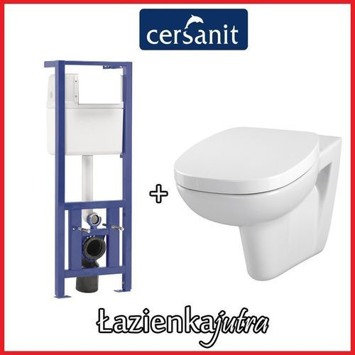CERSANIT LINK FACILE 4W1 Zestaw podtynkowy do WC K97-219 - produkt z kategorii- Stelaże i zestawy podtynkowe