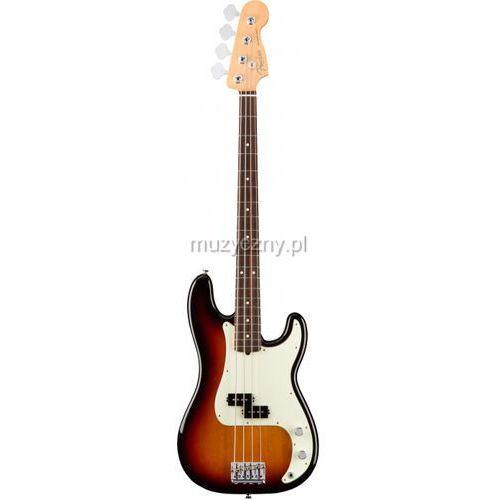 Fender American Pro Precision Bass RW 3TS gitara basowa