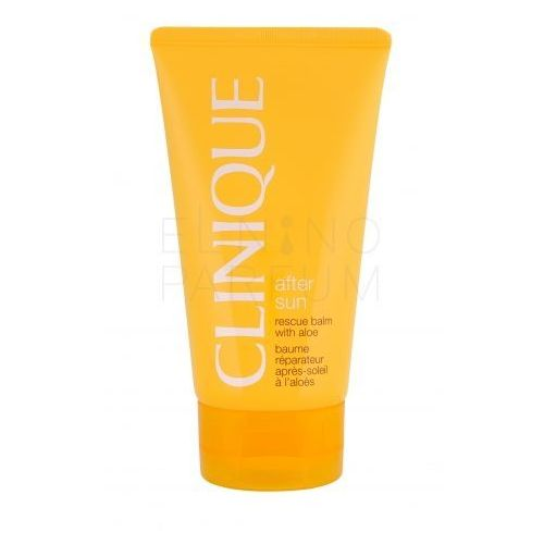 Clinique After Sun Rescue Balm With Aloe preparaty po opalaniu 150 ml dla kobiet
