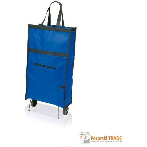 Składany wózek na zakupy w 2 kolorach (wózek na zakupy)