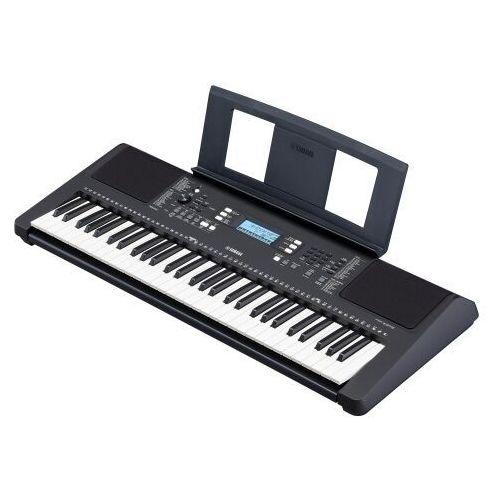 psr e 373 keyboard instrument klawiszowy marki Yamaha