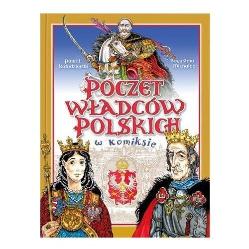 Poczet władców polskich w komiksie, Bogusław Michalec