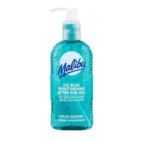 Malibu After Sun Ice Blue preparaty po opalaniu 200 ml unisex (5025135112980)