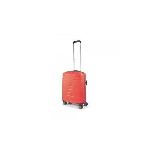 5b19120cd6a71 walizka mała  kabinowa z kolekcji starlight 2.0 4 koła zamek tsa materiał  polipropylen marki Modo by roncato 279