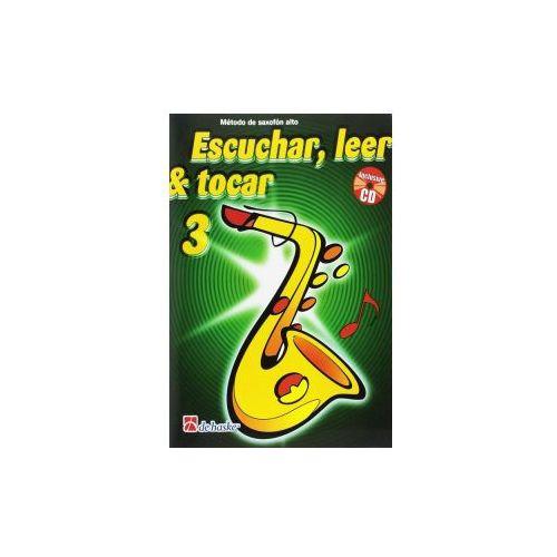 METODO DE SAXOFON ALTO ESCUCHAR, LEER Y TOCAR 3