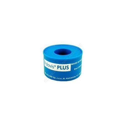Plaster Polovis Plus 5m x 2,5cm 1 szt. (lek Pozostałeleki i suplementy)