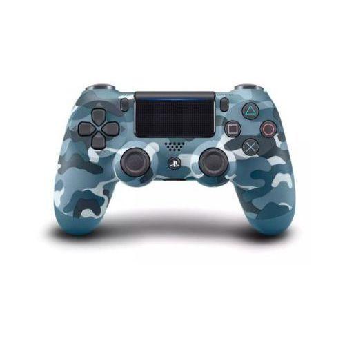Kontroler bezprzewodowy SONY PlayStation DUALSHOCK 4 v2 Niebieski Moro