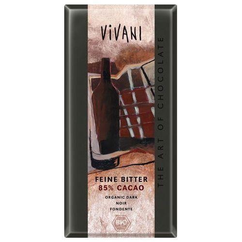 Vivani : czekolada gorzka 85% kakao bio - 100 g