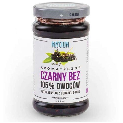 NATJUN Czarny bez 105% owoców 220g