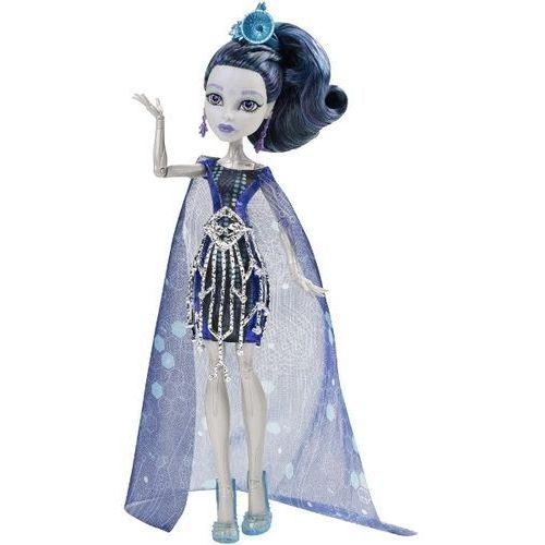 Lalka MATTEL Monster High Gwiazdy Boo Yorku Ellle Ede + DARMOWA DOSTAWA! z kategorii lalki