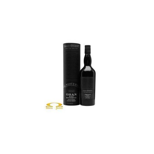 Whisky Oban Bay Reserve The Night's Watch Gra o Tron 0,7l, WHSK1084