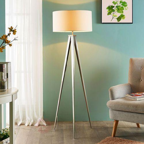 Lampenwelt Trójnożna lampa stojąca benik, piękny kształt