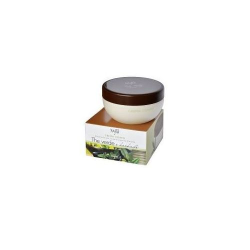 Societa del karite Karite witalny balsam do ciała z zieloną herbatą i hibiskusem, 200 ml