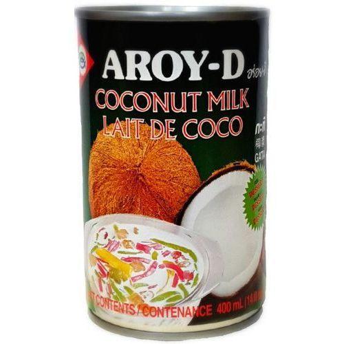 Aroy-d Mleko kokosowe do deserów w puszce 400ml -