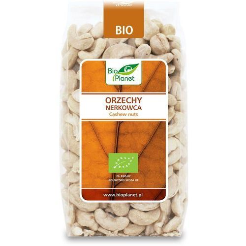 Bio Planet: orzechy nerkowca BIO - 350 g, 5907814661029