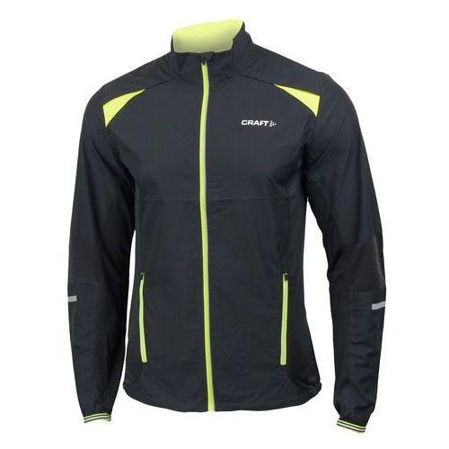 CRAFT PERFORMANCE RUN 1901330-9645 - ultralekka męska kurtka do biegania (kurtka męska) od Mike SPORT