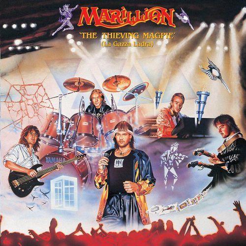 Marillion - thieving magpie (la gazza ladra) - album 2 płytowy (cd) marki Emi music poland