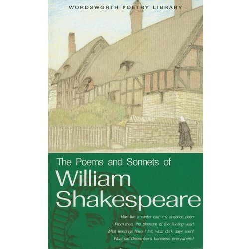 Poems And Sonnets Of William Shakespeare (9781853264160)