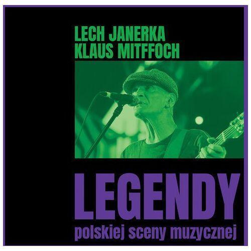 Mtj Legendy polskiej sceny muzycznej: lech janerka/klaus mittfoch