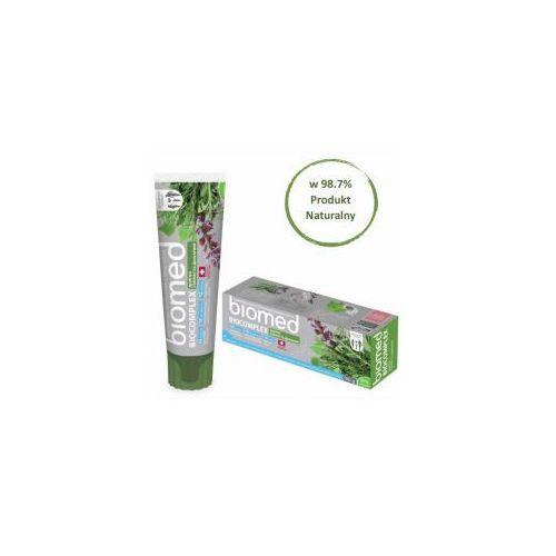 Splat Biomed biocomplex pasta do zębów odświeżająca 100g