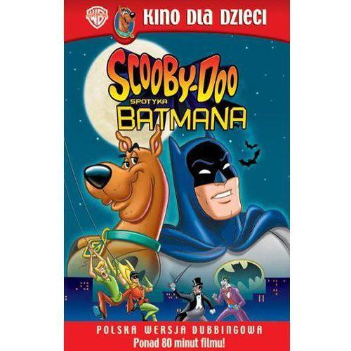 Film scooby-doo spotyka batmana scooby-doo meets batman marki Galapagos