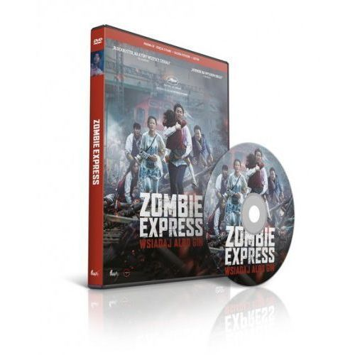 Zombie Express (Płyta DVD)