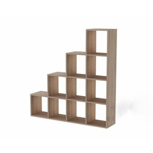 Regał schodowy komorowy komoda schody Ikea duży nowy design