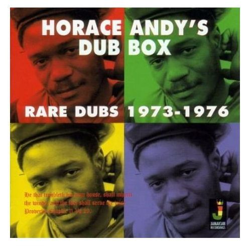 Rockers publishing Andy, horace - horace andy's dub box - rare dubs 1973-1976 (5036848001256)