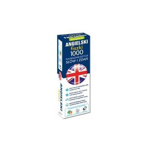 Angielski. Fiszki. 1000 Najważniejszych Słów I Zdań (9788377881699)