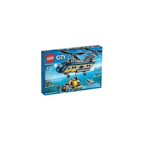 Lego City Helikopter badaczy od RAVELO
