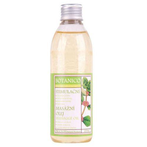 Botanico Stymulacyjny olejek do masażu 200ml (8591668969287)