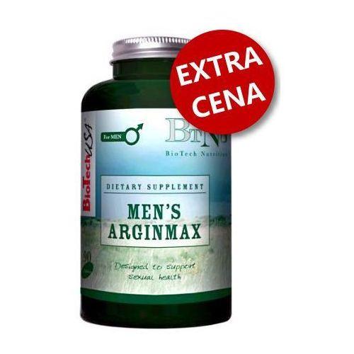 Men's Arginimax 90 kaps - naturalna viagra + powiększenie penisa, 03-01-10