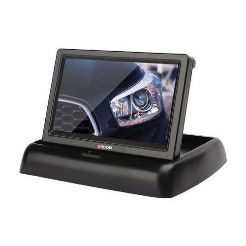 Monitor kamery cofania cr-43 marki Vordon