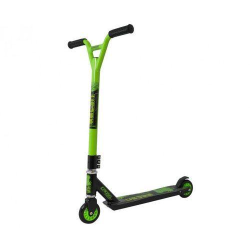 Hulajnoga wyczynowa AXER SPORT A1499 Cruss Zielony + DARMOWY TRANSPORT!, produkt marki Axer Sport